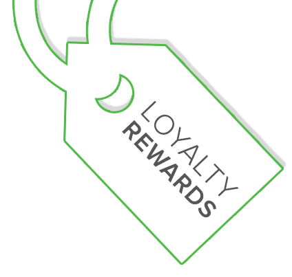 Centennial Dentist - Loyalty Rewards Tag