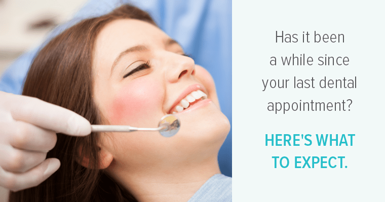 what to expect on your first dental appointment
